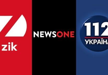 Президент ввел санкции против трех украинских телеканалов
