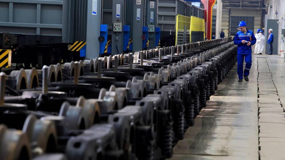 Россия запретила ввоз железнодорожных колес из Украины