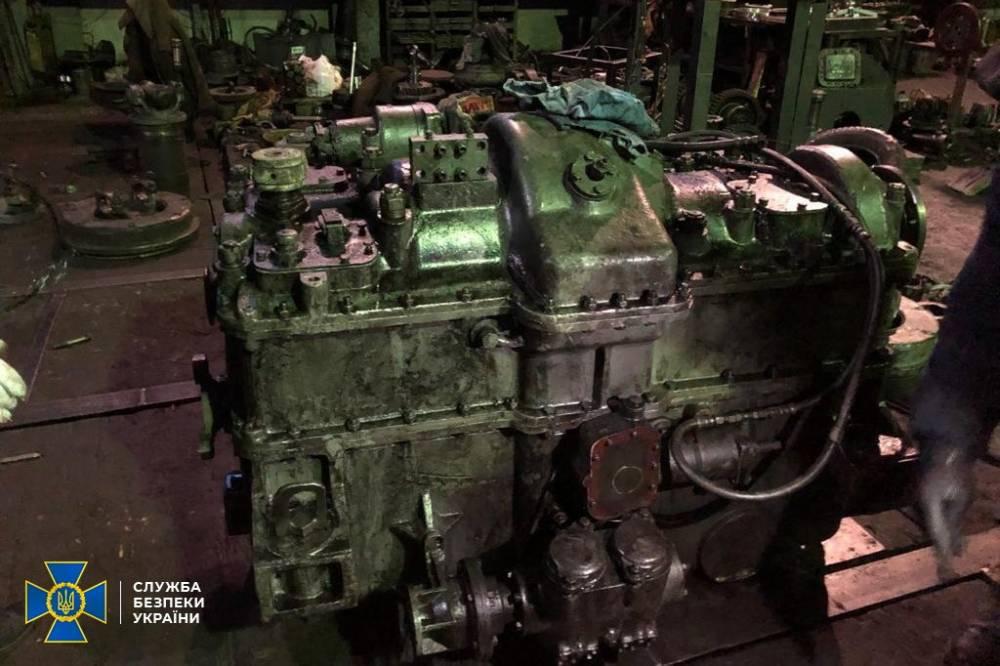 В Николаевской области выявили схему присвоения средств при ремонте двигателей для поездов «Укрзализныци»