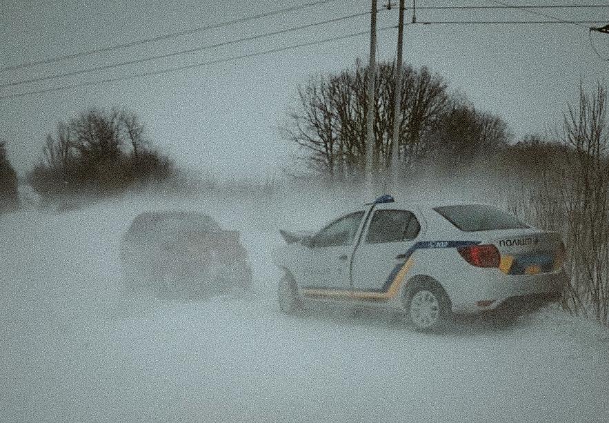 В Винницкой области полицейские попали в аварию