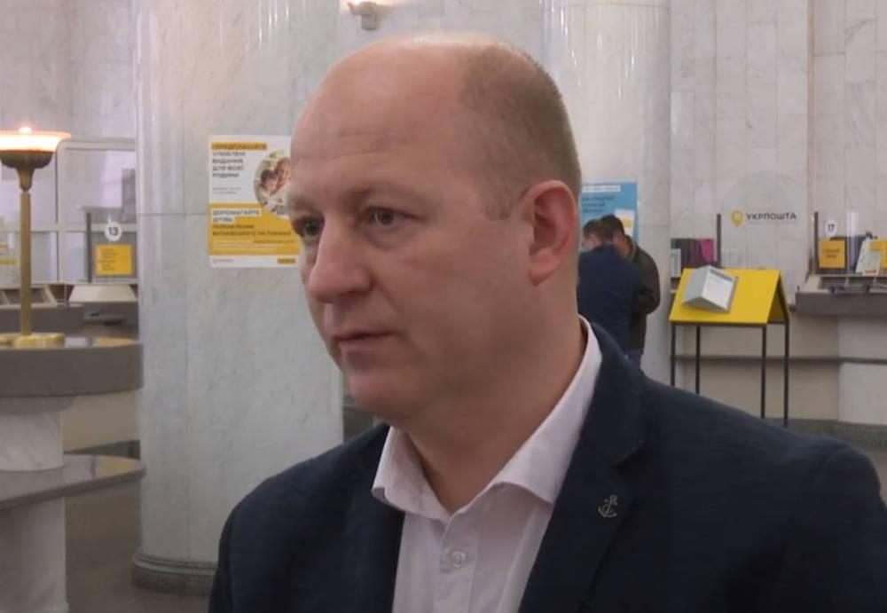 Топ-менеджером «Укрзализныци» станет чиновник «Укрпочты»
