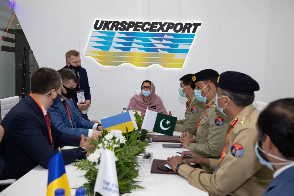 «Укроборонпром» заключил контракт с Пакистаном по ремонту танков на 85,6 млн долларов