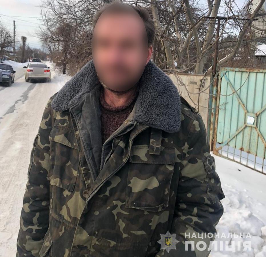 В Василькове у бывшего военнослужащего нашли партию патронов