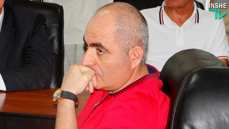 Скандального дорожника Амирханяна обвиняют в хищении полумиллиарда гривен