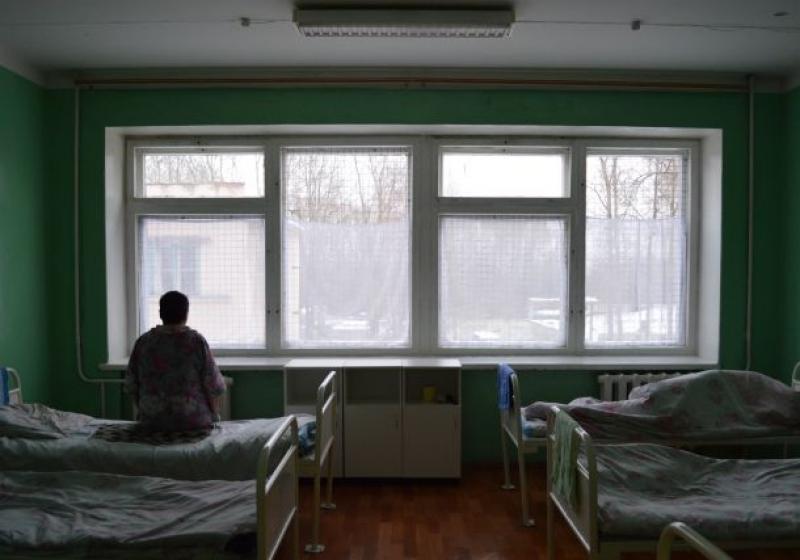 В Луцке из окна тубдиспансера выпал человек, который погиб на месте