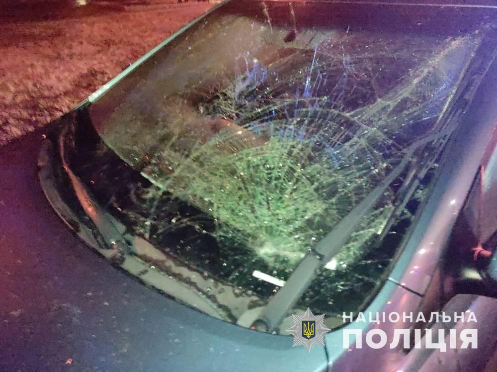 В Энергодаре водитель сбила трех нацгвардейцев