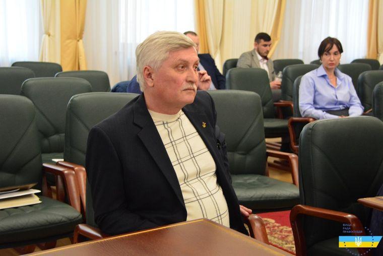 Одесскому судье уменьшили срок заключения на два года