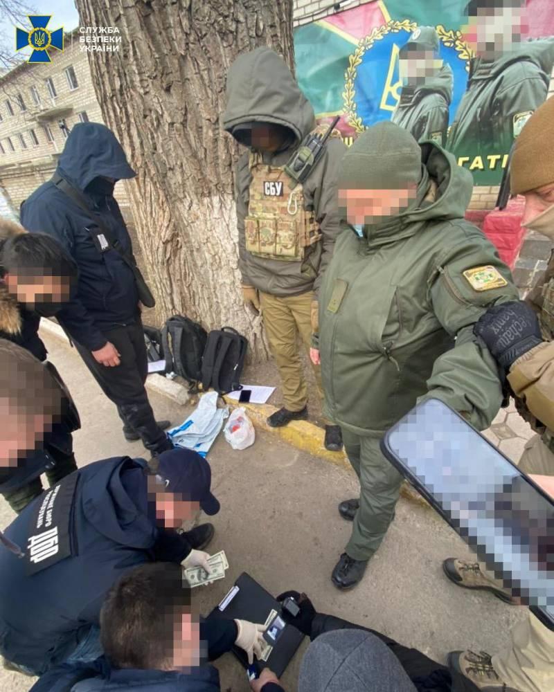 В Одесской области задержан офицер Подольского погранотряда