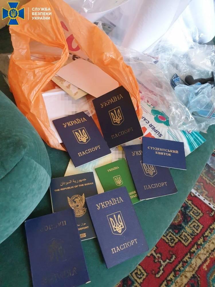 СБУ заблокировала два канала незаконной миграции иностранцев в Украину