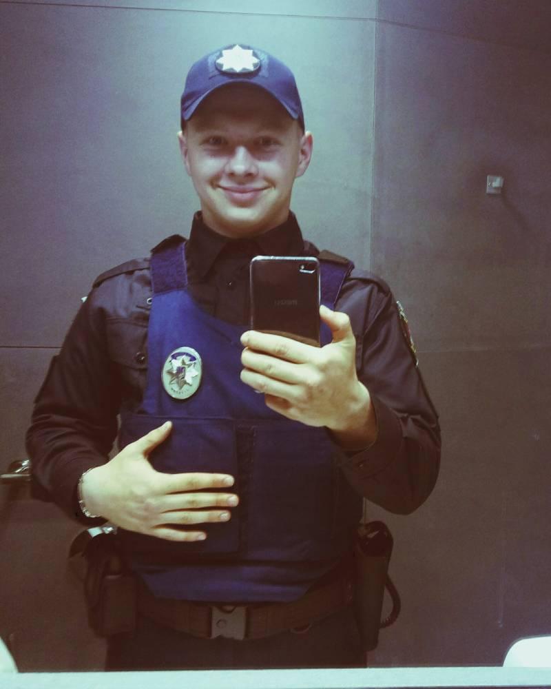 Одесскому патрульному вручили подозрение в аварии, в которой погиб офицер полиции