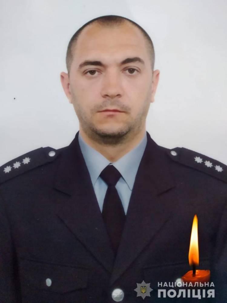 В Винницкой области в аварии погиб начальник отделения полиции