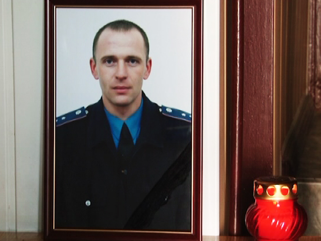 В Ивано-Франковске трех человек признали виновными в убийстве милиционера