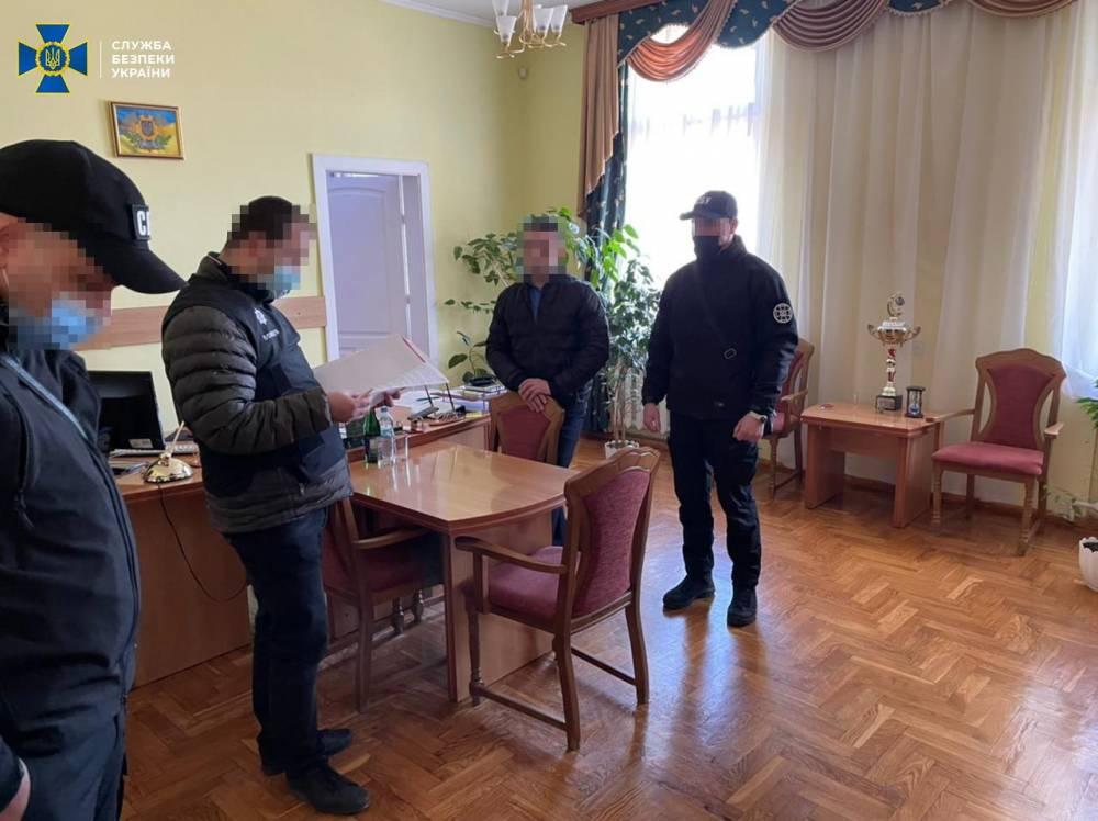 В Ужгороде железнодорожников уличили в хищениях при транзитной перевозке иностранных товаров