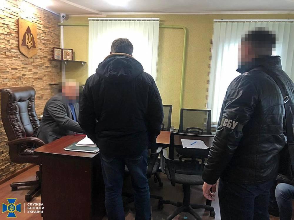 В Гослесагентстве украли 10 млн гривен через фиктивные фирмы