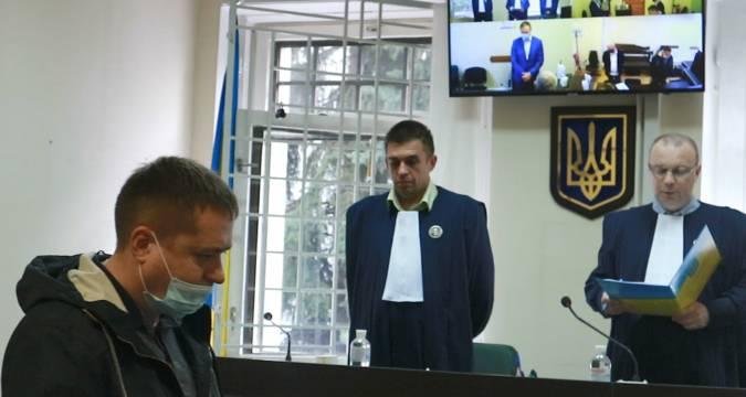 Осужденный на два года экс-прокурор Матюшко бежал и объявлен в розыск