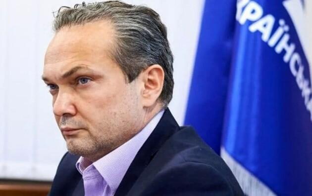 Коммерческий директор «Укрзализныци» не подал декларацию перед увольнением