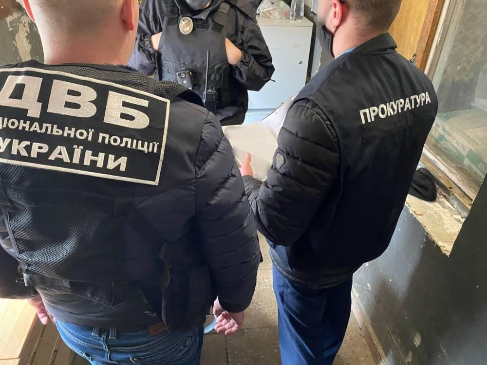 В Харькове бывшему командиру роты патрульной полиции вручили подозрение в превышении полномочий