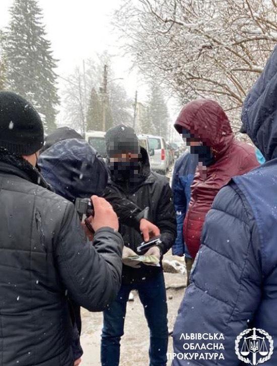 В Дрогобыче на взятке задержали архитектора из мэрии
