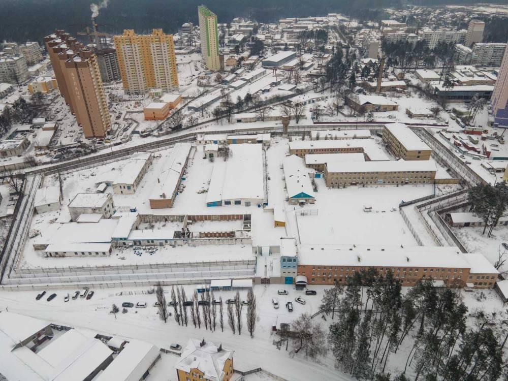 Первый в Украине аукцион по продаже тюрьмы не состоялся