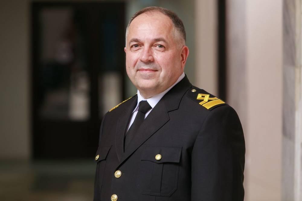 Директора порта Южный уволили с должности