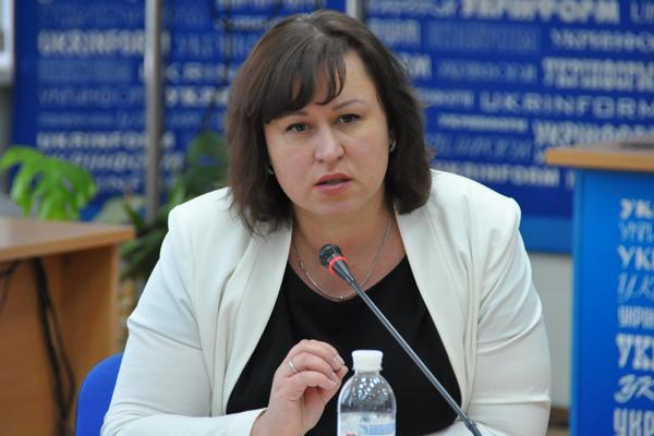 Замглавы Минрегионбуда Козловская хранит наличными более 60 тысяч долларов