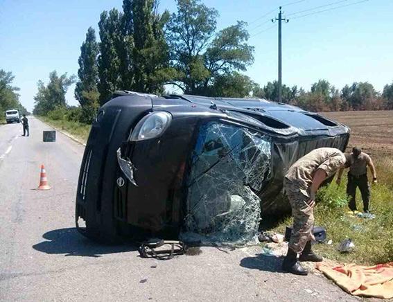 Смертельная авария с БРДМ в Херсонской области — сержанта признали невиновным