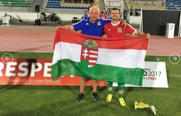 Суд отказался арестовать экс-депутата, организовавшего футбольную команду венгерских сепаратистов