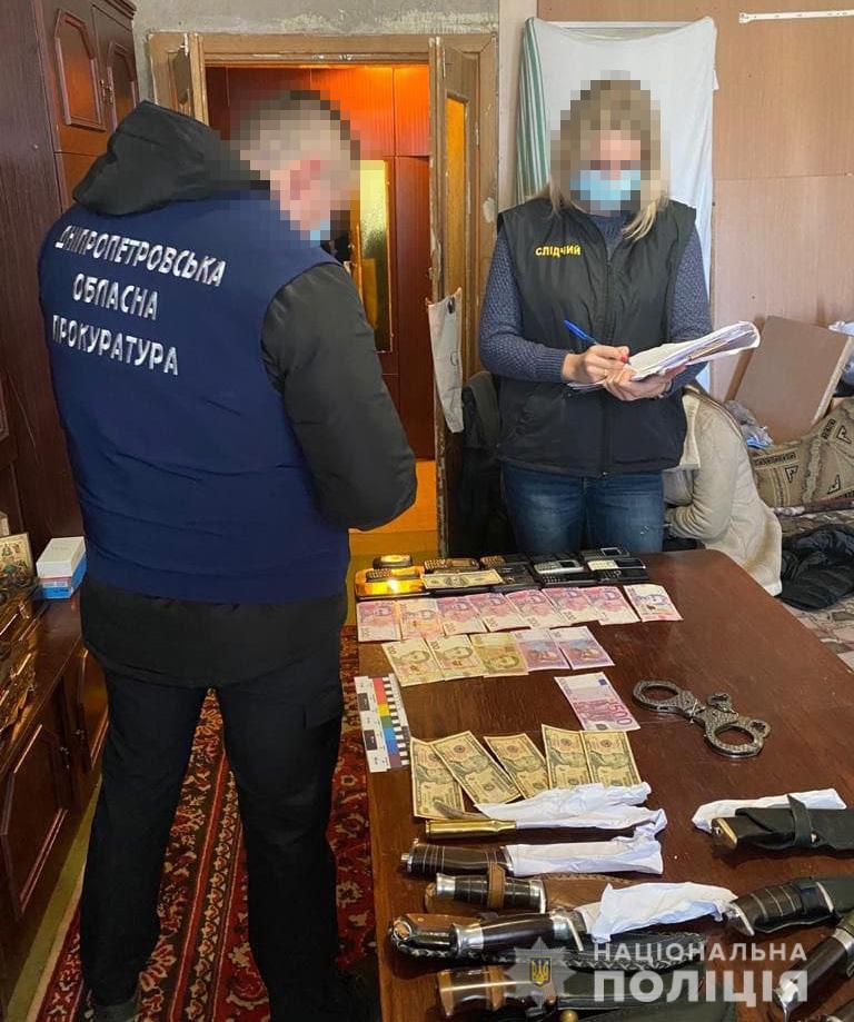 Правоохранители разоблачили канал поставки наркотиков в Криворожскую исправительную колонию