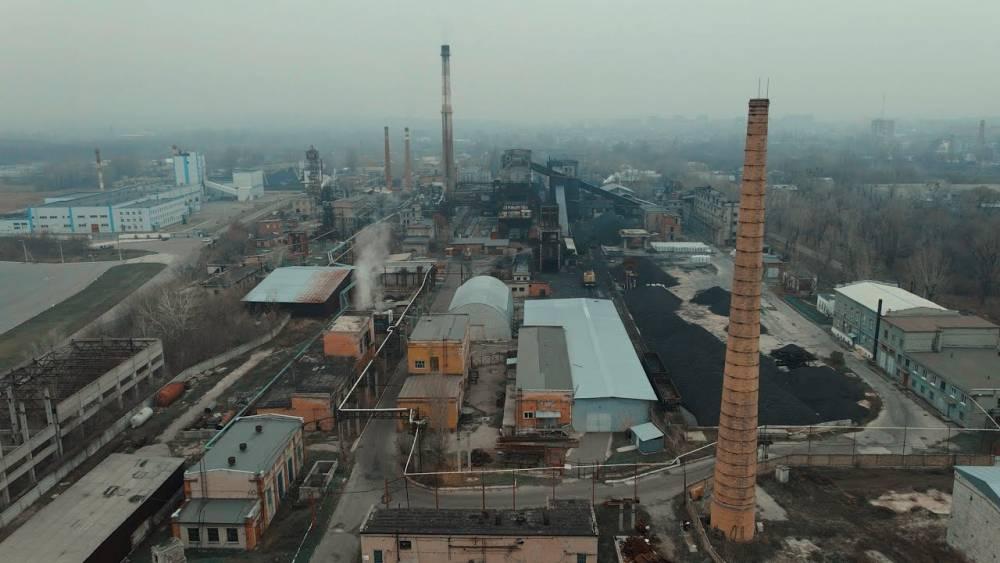 В Харьковской области директору завода вручили подозрения из-за  загрязнения атмосферы