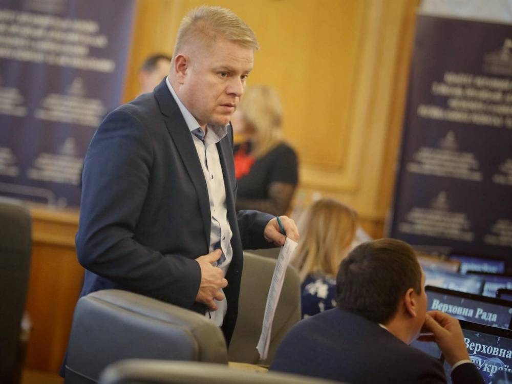 Нардеп Мялик, который избегал уплаты налогов, задекларировал 158 квартир и 150 млн гривен наличными