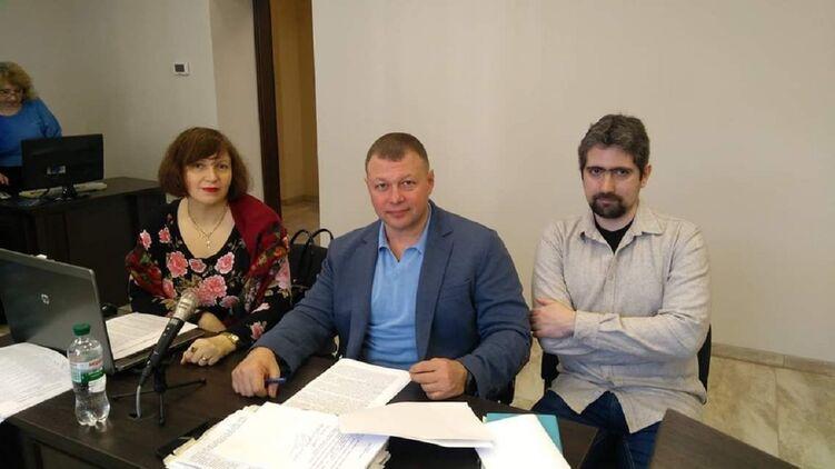 Журналист взыскал с СБУ 600 тысяч гривен за незаконное преследование