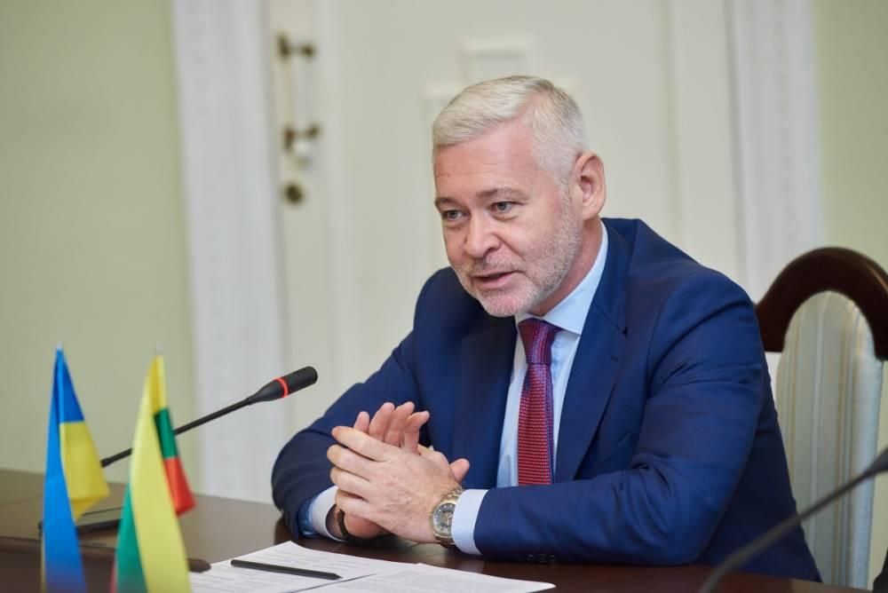 НАБУ проверит мэра Харькова и его сына