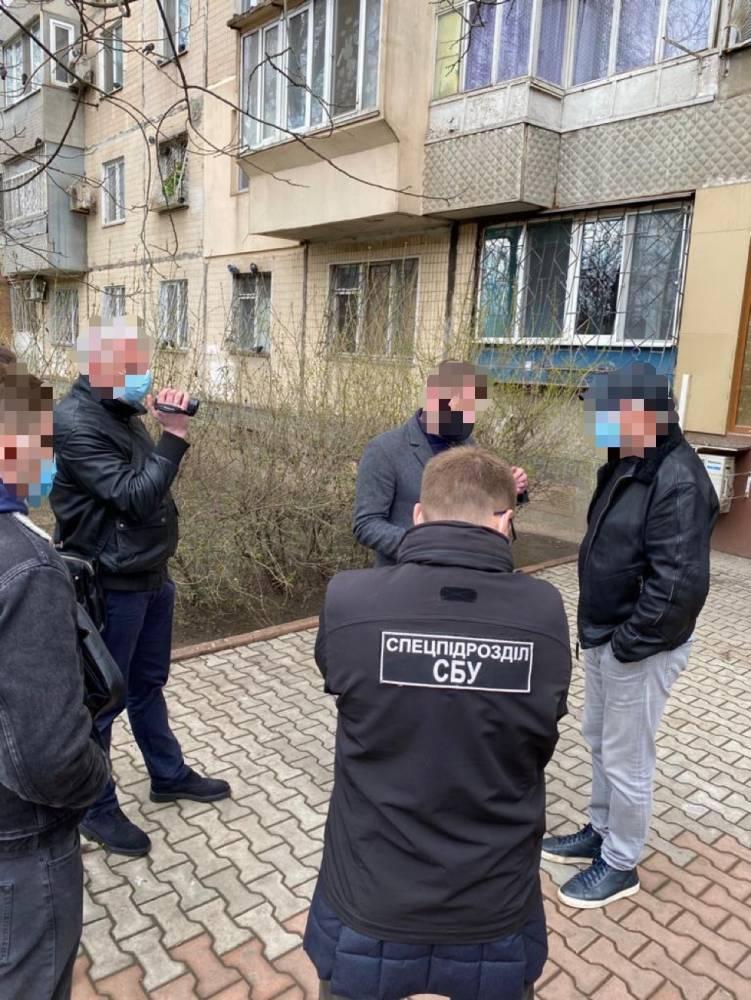 Бывшему топ-чиновнику Одесского порта вручили подозрение в халатности