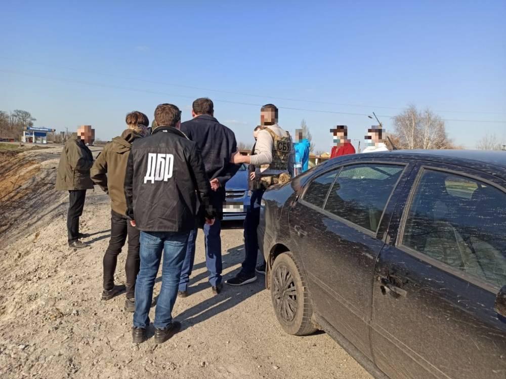 В Запорожской области бывшего прокурора поймали на взятке