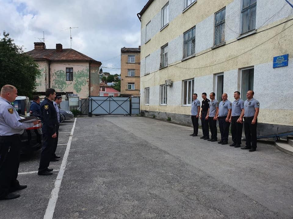 В Тернопольской области в отделе полиции повесился задержанный