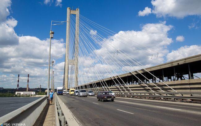 На ремонт моста через Днепр потратят свыше 148 млн гривен