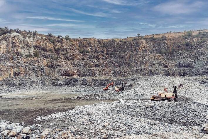 Запорожскую фирму уличили в незаконной добыче полезных ископаемых на 1 млрд гривен