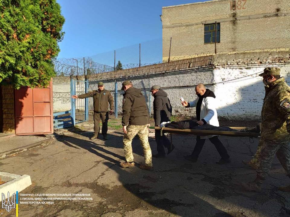 В Конотопском исправительном центре выявили нарушения прав осужденных