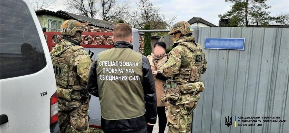 В Луганской области планировали распылить хлор на территории воинской части