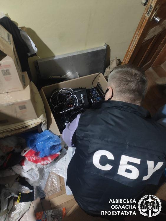 Во Львове нашли хакеров, пытавшихся похитить данные оперативников СБУ