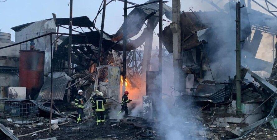 Предпринимателя взяли под стражу из-за взрыва на заводе в Харькове