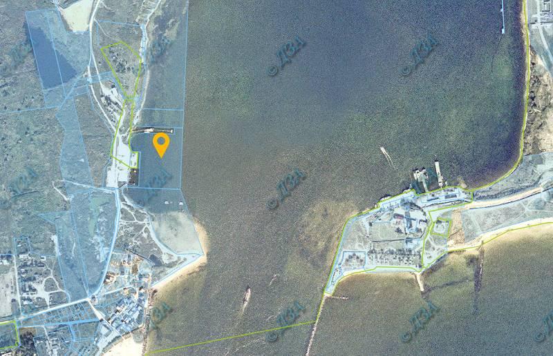 Офис генпрокурора добился ареста земель в акватории порта Южный