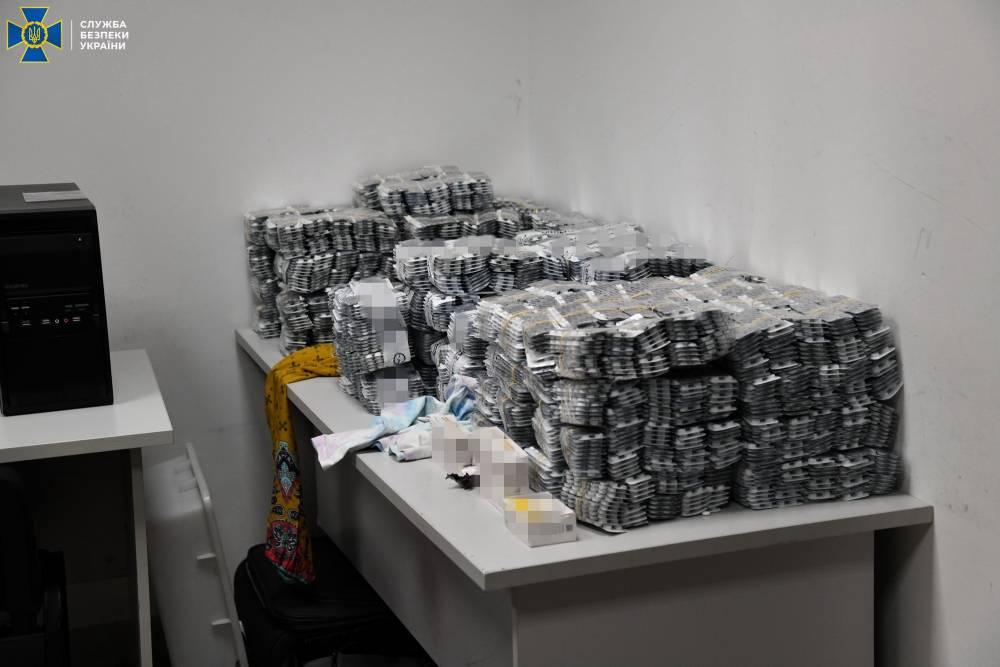 Через аэропорт «Борисполь» незаконно провозили крупные партии лекарств