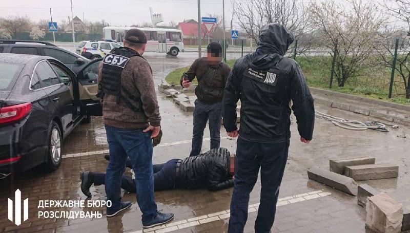 В Одесской области на взятке попался начальник сектора водной полиции