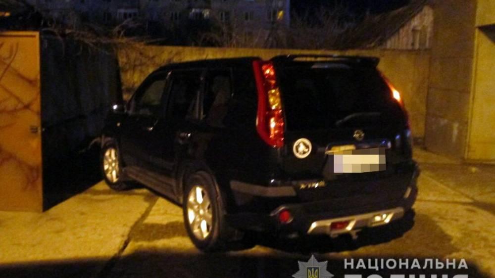 В Орехове пытались поджечь автомобиль депутата