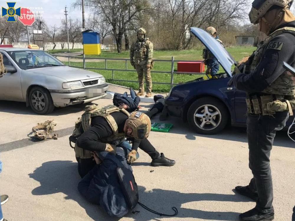 В Украине задержали группу, которая подделывала паспорта ЕС