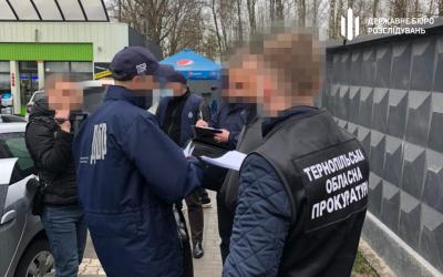 В Тернополе на взятке попался чиновник Госпродпотребслужбы