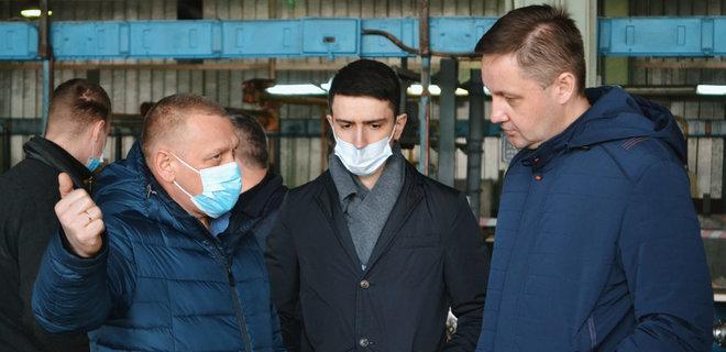 Новый директор Харьковского бронетанкового завода официально не имеет авто