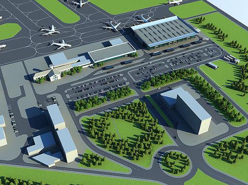 Проект строительства аэродрома в Днепре обойдется в 34 млн гривен