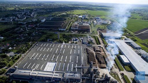 Волынский «Кроноспан УА» заплатит 278 тыс. гривен штрафа за вред окружающей среде